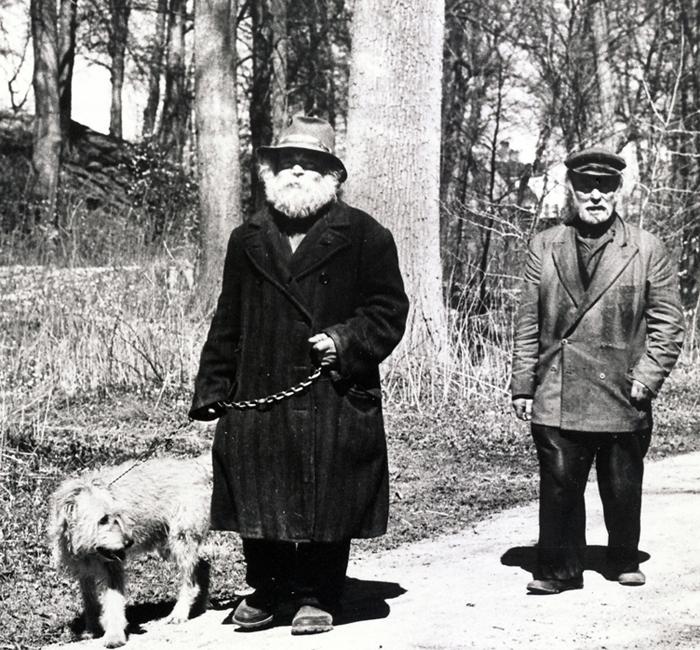 Georg og Valdemar Hansen,  Knold og Tot. Hørsholm
