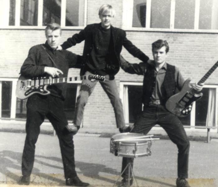 Skolehistorie - Group Haystack, 1964.