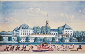 Hirschholm Slot - glans og skandale - Museum Nordsjælland