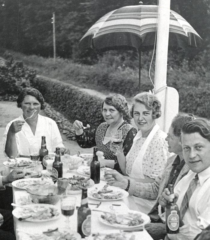 Fest, 1935 Hørsholm Usserød
