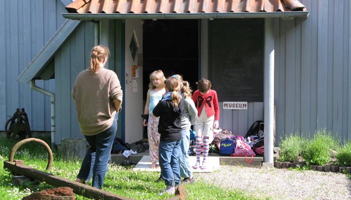 Skibshallerne Gilleleje, undervisningsforløb for børn