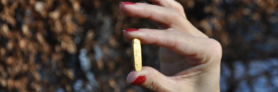 Guldbarre arkæologi