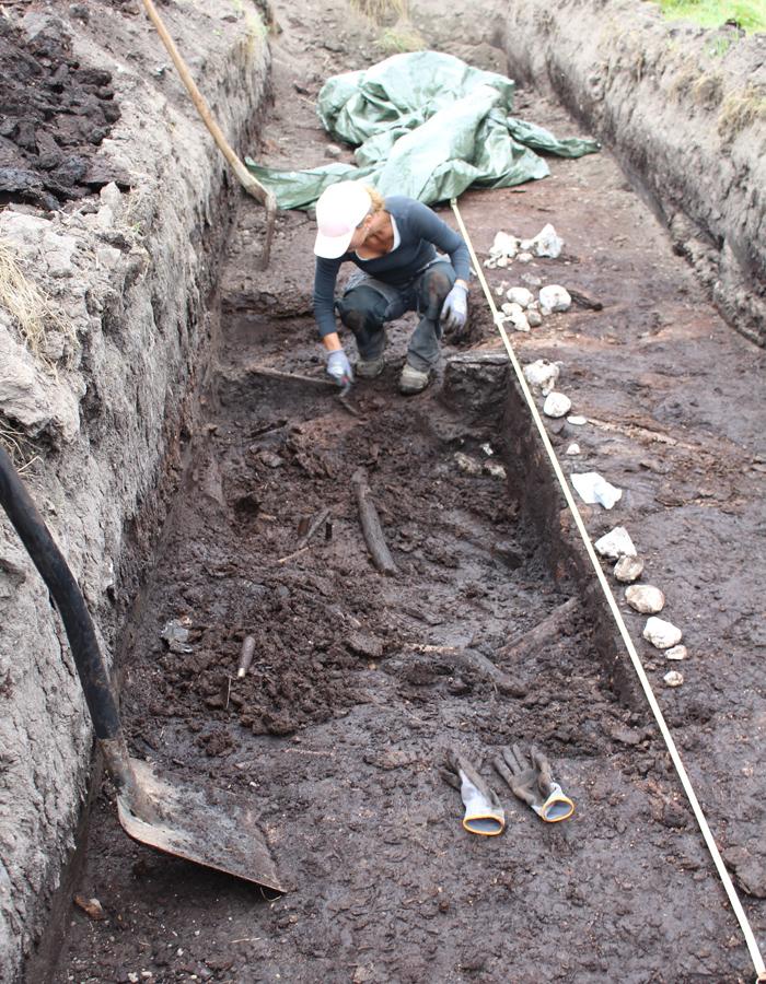 arkæologisk forundersøgelse i den sydlige del af Asminderød, Museum Nordsjælland