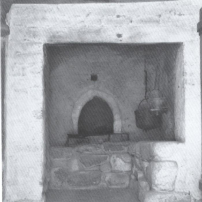 bondemad 1700-tallets køkken