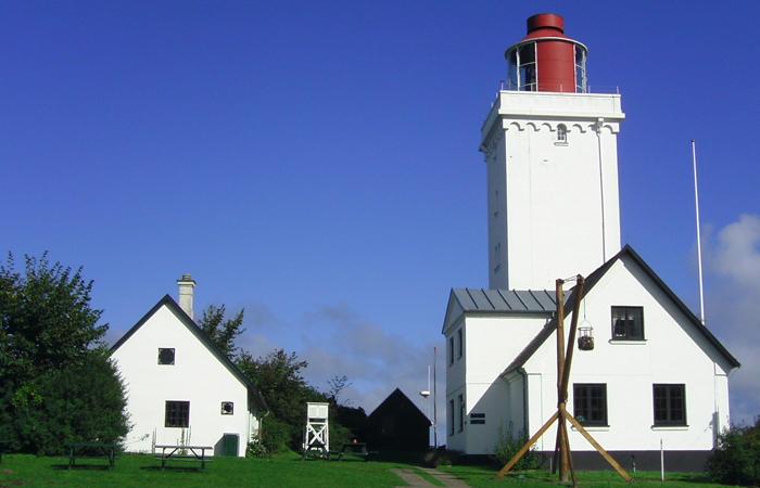 Fyrhistorisk Museum, Nakkehoved Fyr, Museum Nordsjælland. Skoletjeneste