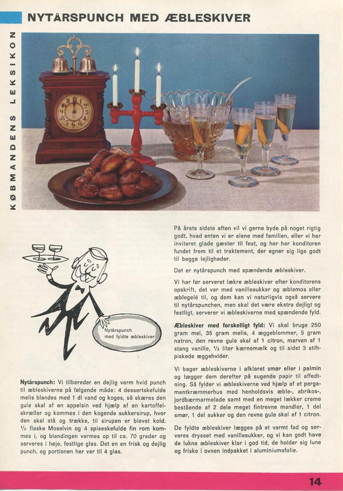 Nytårspunch fra Købmandens leksikon